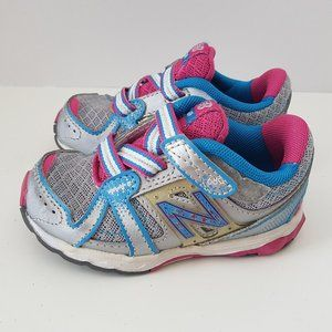 New Balance Toddler Girls Running Shoes Sneakers